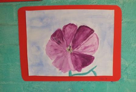 Botany painting